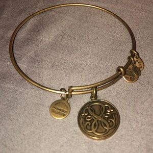Alex and Ani path of life bracelet